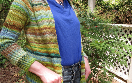 The first annual combo-spin wrapup! Lessons and results, as posted to Interweave's blog